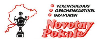 Logo Novotny Pokale