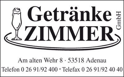 Getrnke Zimmer